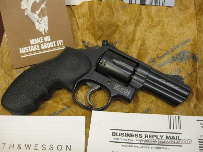 SMITH & WESSON 19-7  357 MAGNUM - PERFORMANCE CENTER - K-COMP - 3-INCH -  NEAR MINT IN BOX