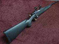 BROWNING A-BOLT II  STALKER - .223 REM. / 5.56MM - 22-INCH WITH FACTORY BOSS - SCOPE BASES & ENGRAVED RINGS