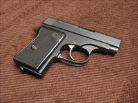 CZ MODEL 1945 6.35MM (.25ACP) - MADE IN 1948 - EXCELLENT