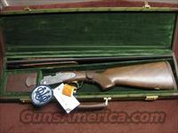 BERETTA 687 EL  1992 D.U. .410GA. - 26-IN. - X FANCY WALNUT - NEW IN CASE