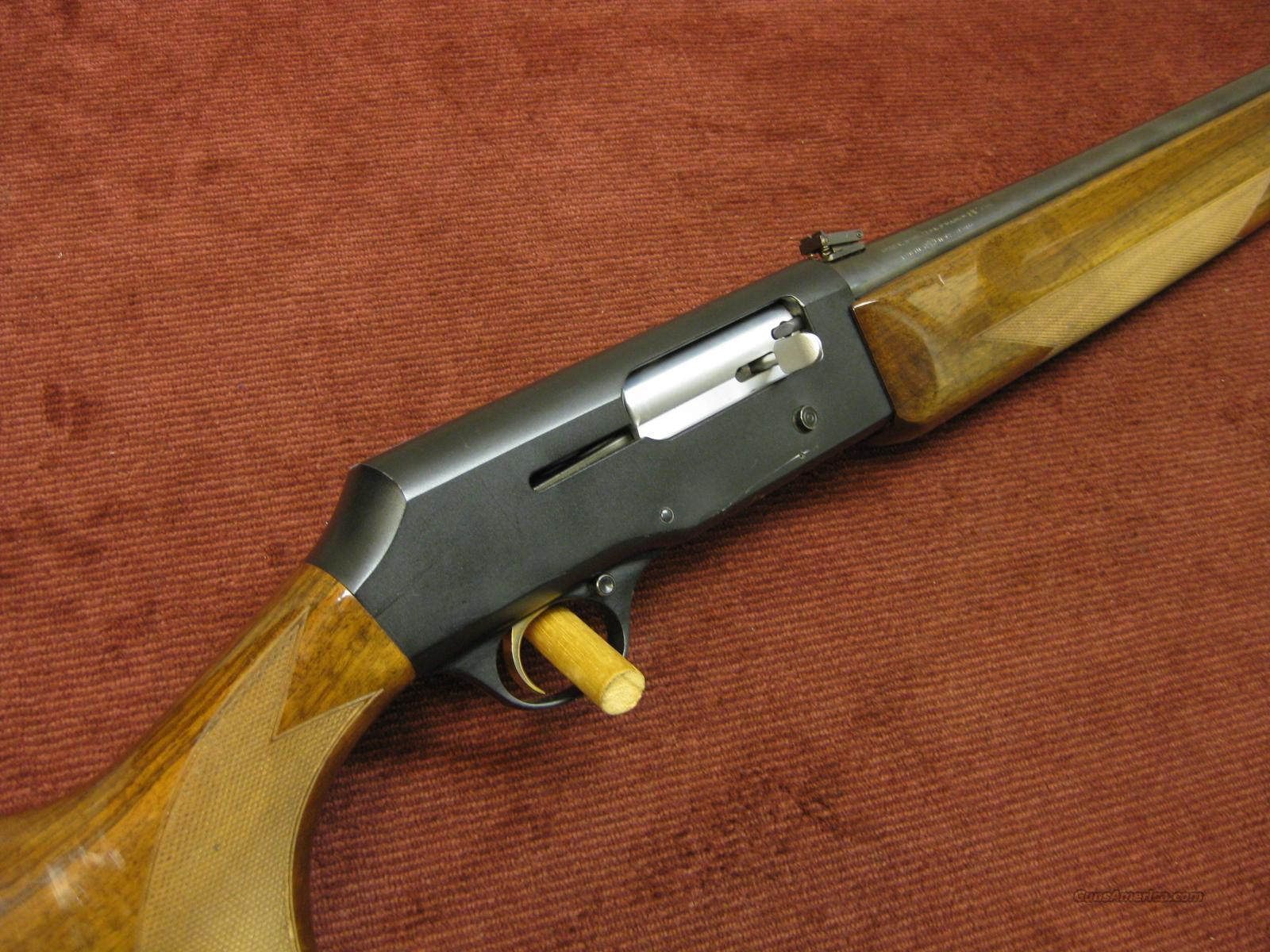 BROWINING B-80 12GA. DEER SLUG GUN - EXCELLENT for sale
