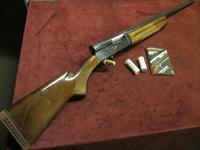 BROWNING AUTO-5 LIGHT-12GA. - 26-INCH INVECTOR - PRETTY WOOD - MINT CONDITION