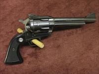 HERTER'S .44 MAGNUM - POWER MAG SINGLE ACTION REVOLVER - MADE BY J.P. SAUER - 1966 - NEAR MINT