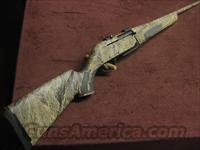 BROWNING BAR LONG TRAC 7MM MAG - MOSSY OAK BRUSH CAMO - NEAR MINT