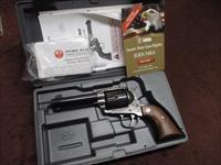 RUGER VAQUERO .44 MAGNUM - OLD MODEL - 4 5/8-INCH - NEAR MINT IN BOX