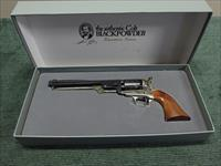 COLT SIGNATURE SERIES BLACKPOWDER 1851 NAVY .36 CAL. - UNFIRED IN BOX