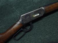 "WINCHESTER 94 30-30 - ""ANTIQUE MODEL"" - MADE FROM 1964 TO 1983 - CASE COLORED & ENGRAVED RECEIVER"