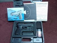 SIG SAUER P220 .38 SUPER - AMERICAN - NEAR MINT IN BOX - RARE!