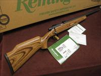 CUSTOM REMINGTON 504 .22LR - XX-FANCY WALNUT STOCK - LILJA STAINLESS BARREL -JEWELED & CHECKERED BOLT - MINT !