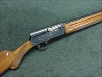 BROWNING BELGIAN AUTO-5 MAGNUM 12GA. - 32-INCH - FULL - PLAIN - ROUND KNOB - MADE IN 1963 - EXCELLENT - A5