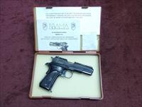 LLAMA X-A .32ACP - COLT 1911 STYLE -  ORIGINAL BOX & PAPERS