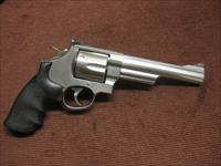 SMITH & WESSON MODEL 629-6 .44 MAGNUM - 6-INCH - EXCELLENT