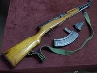 CHINESE SKS 7.63X39 - MATCHING NUMBERS - BAYONET - EXTENDED MAG - EXCELLENT