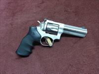 RUGER GP100 .357 MAGNUM - STAINLESS - 4-INCH - EXCELLENT