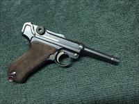 GERMAN DWM LUGER P08 - 9MM - MADE IN 1910