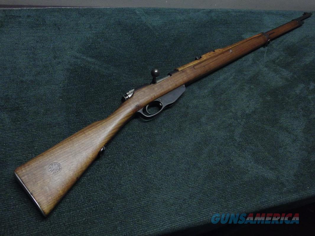 STEYR GEWEER M95 6 5X53MM - DUTCH MANNLICHER