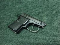 BERETTA MODEL 20 .25ACP - DOUBLE ACTION - EXCELLENT