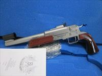"Freedom Arms model 2008 with 10"" barrel .357 mag. New in box"