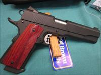 Ed Brown Executive Elite .45ACP Stainless with Gen 3 coating NIB