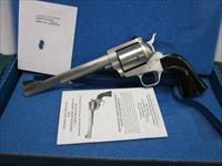 "Freedom Arms Model 83 Premier .44Mag. with 7 1/2"" barrel (OPTIONS) NIB"