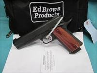 "Ed Brown Special Forces .45acp 5"" New old stock Closeout"