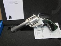 "Freedom Arms Model 83 Premier .44 Mag. 4 3/4""  ROUND BUTT Evergreen NIB"