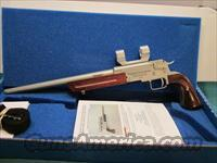 "Freedom Arms model 2008 New In Box .243 cal. with ""OPTIONS"""