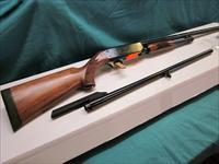 "Ithaca Model 37 Featherlight Combo 20ga. 24"" vent & 24"" Cant"