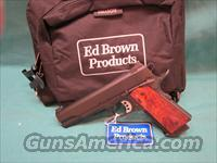 Ed Brown Executive Elite.45acp NIB