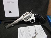 Freedom Arms model 83 Premier .475 Linebaugh 6