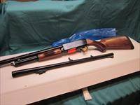 "Ithaca Model 37 Featherlight 12ga. COMBO 26"" vent and 24"" fully rifled"