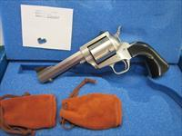 "Freedom Arms model 83 Premier TRIPLE CYLINDER.454casull/.45LC/.45ACP OCTAGON 4 3/4"" (OPTIONS) NIB"