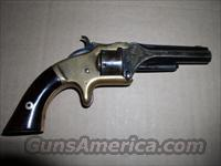 SMITH WESSON MODEL 1 (1ST MODEL)