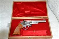 SMITH and WESSON MODEL 629   6 INCH