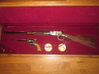 Winchester - Colt Commemorative Set