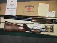 Ruger Red Label 20ga In Banjo Box
