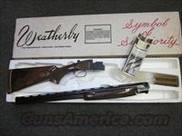 Weatherby Orion 28ga Skeet
