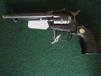 Ruger Single Six 3 screw