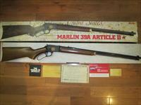 Marlin 39A Article II