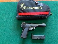 Browning 10/71 380 Auto