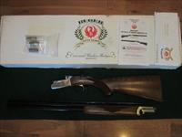 Ruger Red Label 28ga Quail Unlimited/ Chevy Trucks Limited Edition