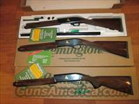 Remington 1100 Sam Walton 3 Gun Set