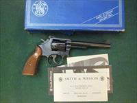 Smith & Wesson 48-4 22 Mag