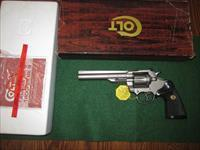 Colt Trooper MKII 22 Mag E Nickel