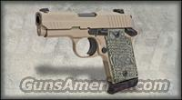Sig Sauer 938 Scorpion 9mm Model 938-9-SCPN