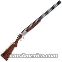 "Browning Citori Lightning Feather Over/Under Shotgun 16 Gauge 26"" Vent Rib Barrel 2-3/4"" Chamber 2 Rounds Walnut Stock Silver Receiver Finish with Engravings 013054514"