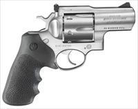 Ruger Super Redhawk Alaskan Revolver 5303, 44 Remington Mag, 2 1/2 in, Hogue Tamer Monogrip, Satin Stainless Finish, 6Rd
