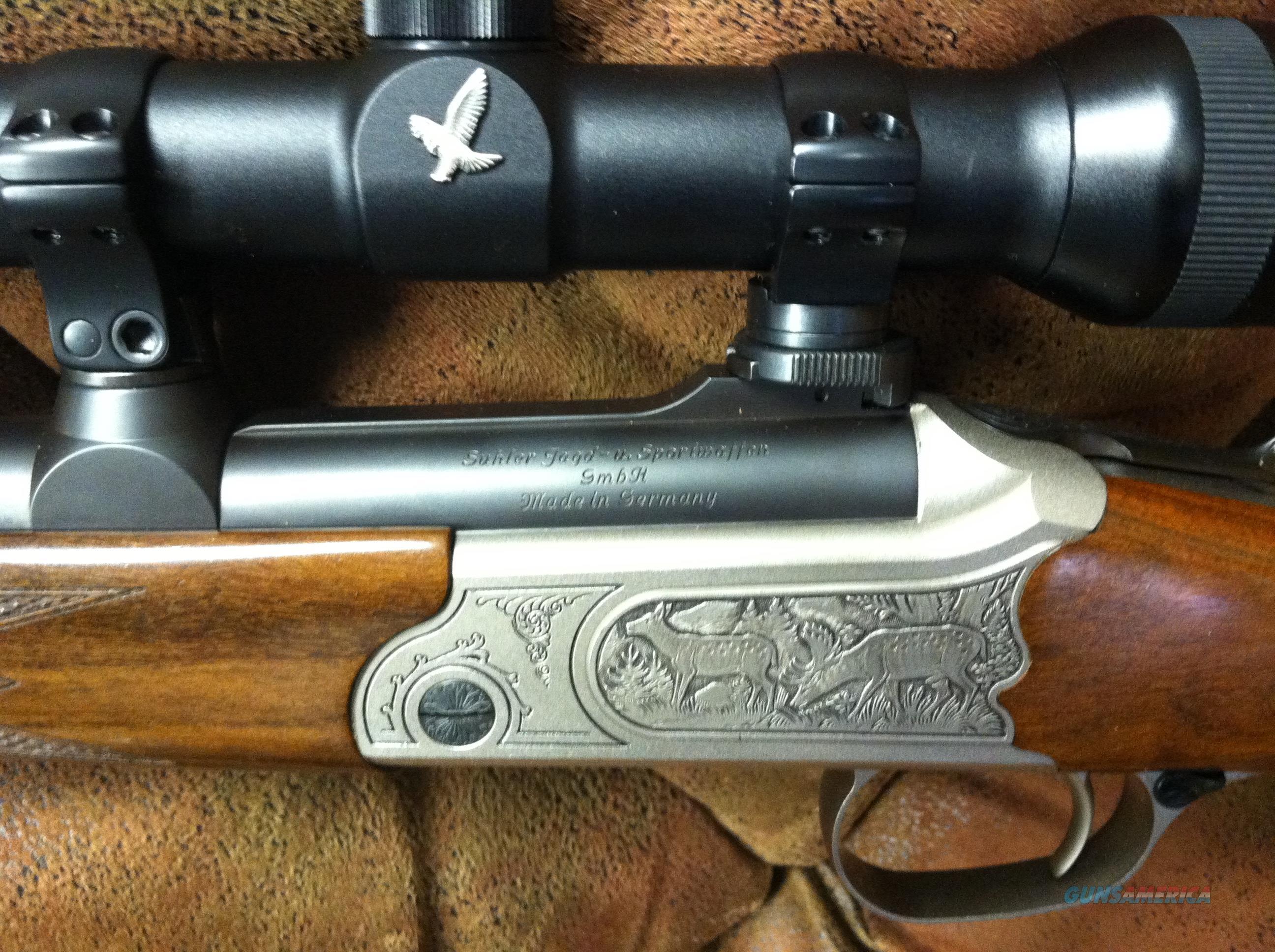 Merkel K1 JAGD 7mm-08 Rifle