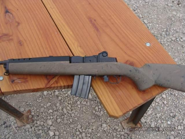 Ruger Mini 14 223 Hogue Stock, 20 rd mag