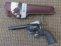 Herters Single Action Revolver .22LR